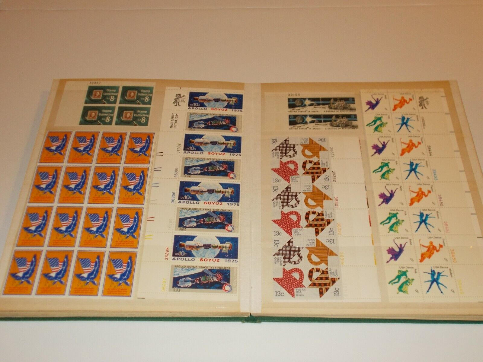 Leuchtturm/Lighthouse German Stamp Book With Mint/UNused Cond. US Postage Stamps - $99.99
