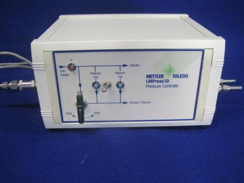 Mettler Toledo LMPress10 Pressure Controller LabMax,EasyMax, MultiMax 51160002