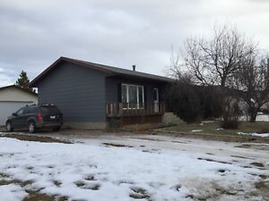 Three bedroom house for rent in Vermilion