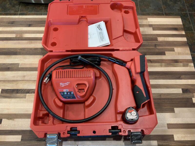 Milwaukee M12 Camera Kit
