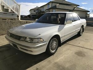 1991 Toyota Mark 2 ( RHD ) Low kms , Coilovers