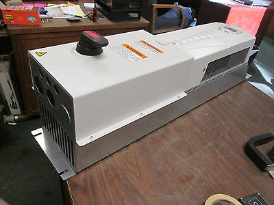 Abb Ac Drive W Disconnect Ach550-pdr-031a-4 20hp 3ph Used