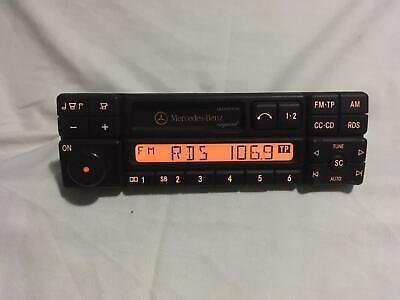 Mercedes Benz Exquisit PA9401 Radio W201 W202 W124 W210 W140 R129 190 SL SLK CLK