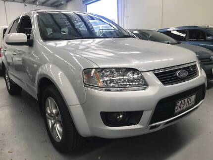 2010 Ford Territory SY2 TS 7Seat SUV