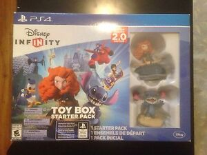 PS4 Disney Infinity 2.0 - New and Sealed