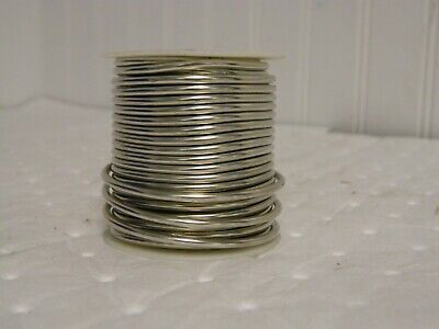 Lenox Solder Spool .1 2.5mm 1lb Alloy 4060 Ws15404