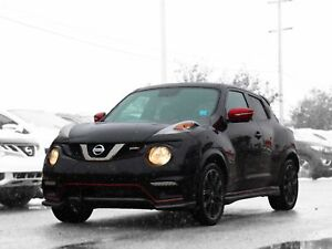 2016 Nissan Juke Nismo, All wheel drive,Nav, Sat radio