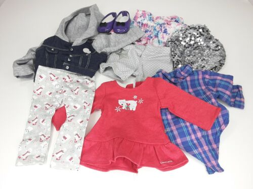"""American Girl Doll Clothes Clothing Lot For 18"""" Dolls"""