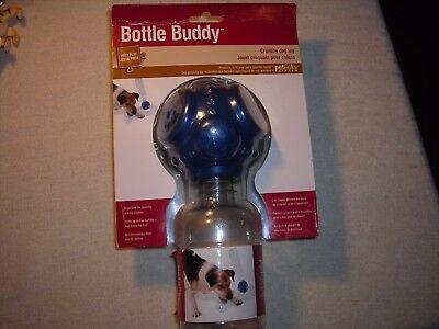 Petlinks Bottle Buddy Dog Toy Crunchy Bottle Toy, 4 Bottle Ball