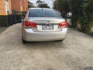 2010 Holden Cruze Sedan Murrumbeena Glen Eira Area Preview