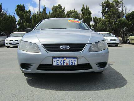 2007 Ford Falcon Wagon Beaconsfield Fremantle Area Preview