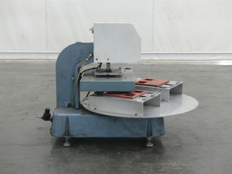 """US Packaging 07CP Rotary Blister Sealer 120V Sealing Area: 12""""x 9"""""""