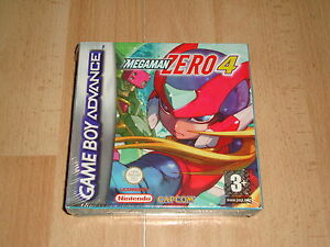 MEGAMAN-ZERO-4-BY-CAPCOM-FOR-NINTENDO-GAME-BOY-ADVANCE-GBA-NEW-FACTORY-SEALED