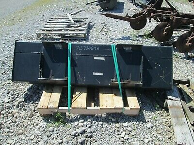 715730096 New Holland Oem Tractor Loader 72 Hd Bucket