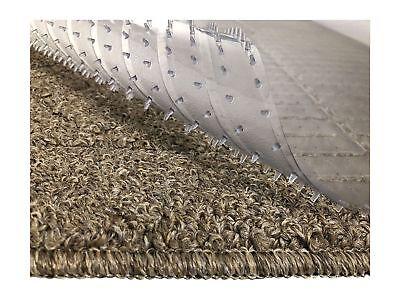Plastic Floor Runners (Resilia -6' Clear Vinyl Plastic Floor Runner/Protector for Deep Pile)