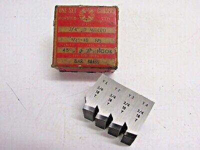 Left Hand Die Threading Tools 1pc 3//4-16 L