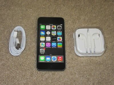 Apple iPod touch 6th Generation Space Gray (32GB)  Bundle -- Fully