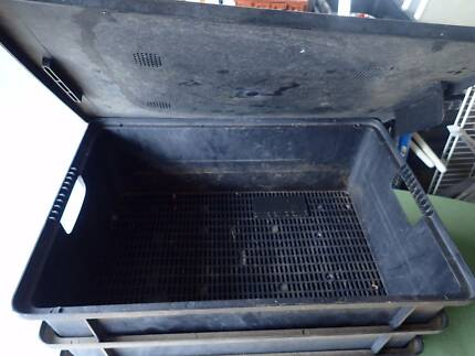 Compost Worm farm with 4 trays and set of legs