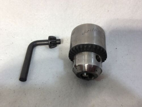 "Jacobs 30598 Keyed Multi Craft Drill Chuck 1/2"" 3/8-24 Mount  Dewalt B&D  More"