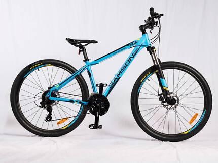 Samson Cycles Transcend 27.5 MTB