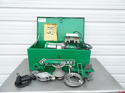 Greenlee 805 Cable Wire Fiber Optic Puller  Great Shape