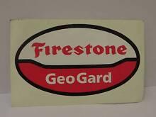 Firestone Geogard Sticker Vintage Malvern Unley Area Preview