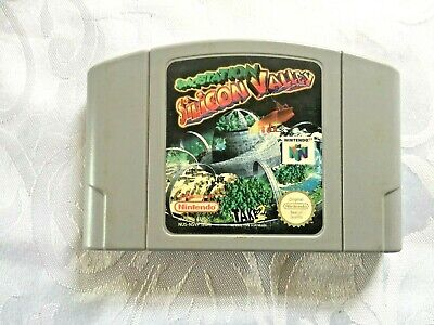 Space Station-Silicon Valley** Official N64 Game Cart only**Pal Version