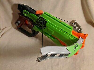 Nerf N-Strike Elite Zombie Strike Crossfire Blaster Crossbow Dart Gun