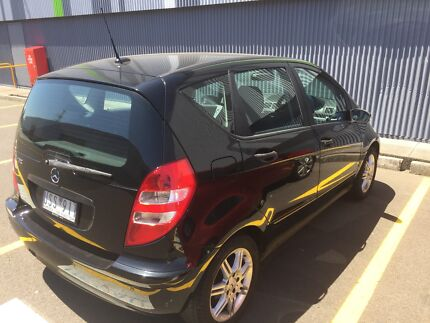 2007 Mercedes benz A170 Box Hill Whitehorse Area Preview