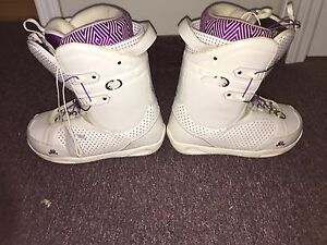 Women's Snow Board and Snowboard Boots