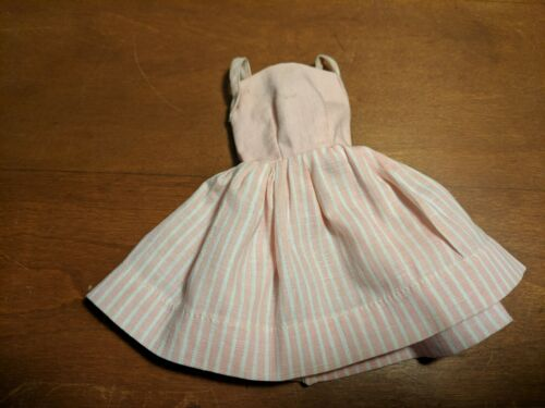 Vintage Ideal Tammy Doll CLOTHES Afternoon Dress- Very Good Condition - $9.00