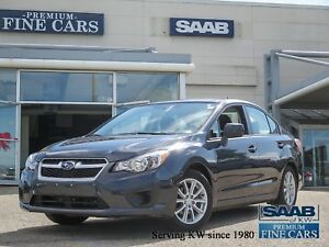 2012 Subaru Impreza TOURING EDITION  Just  26,789  KM !