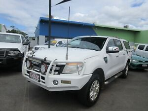 2012 Ford Ranger XLT 3.2 (4x4) TURBO DIESEL DUAL CAB Westcourt Cairns City Preview