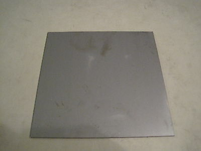 14 Steel Plate Square Steel Plate 8 X 8 A36 Steel .25 Thick