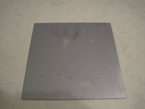 "1/4"" x 12"" x 12"" Steel Plate, Square Steel, 12"" x 12"", A36 Steel, 0.25"" Thick"