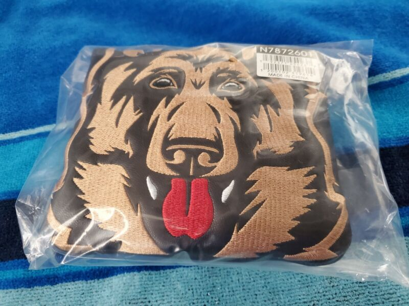 New Taylormade German Shepard Mallet Headcover VAULT Sold Out