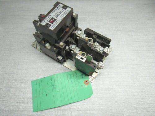 Cutler-Hammer A10DMO Size 2 Series B1 Contactor