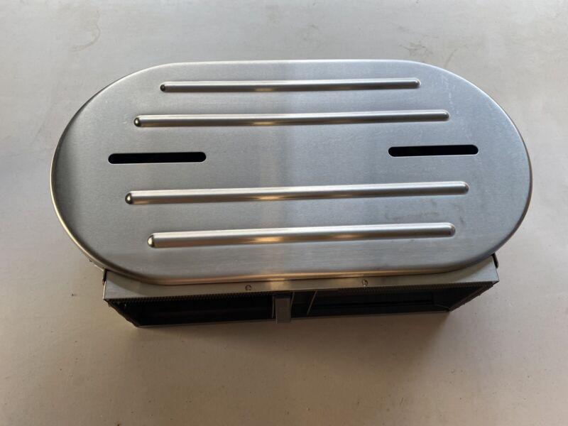 ASI 0040 Surface Mount Dual Roll Toilet Tissue Dispenser