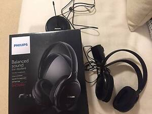Philips SHC5200 Rechargeable Wireless Headphones West Perth Perth City Area Preview