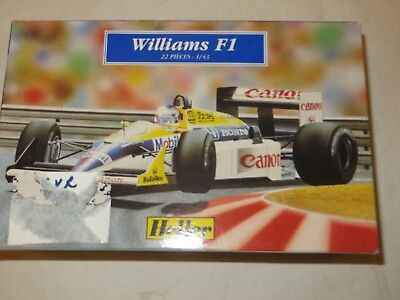 HELLER Williams F1 - 1/43 79801 model kit