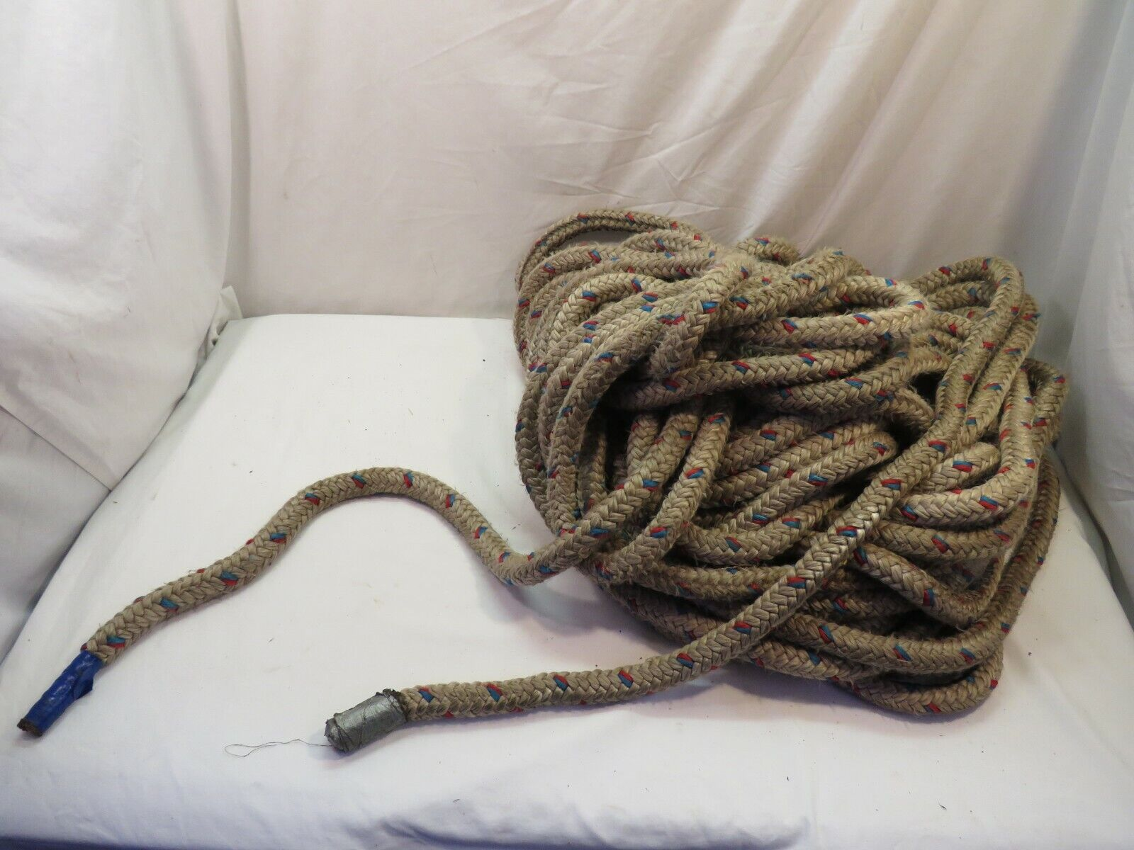 Thick Braided Rope Climbing Fitness 130 Ft  - $39.95