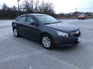 2011 Chevrolet Cruze MANUAL *Safety Certified, Ready to Go!*