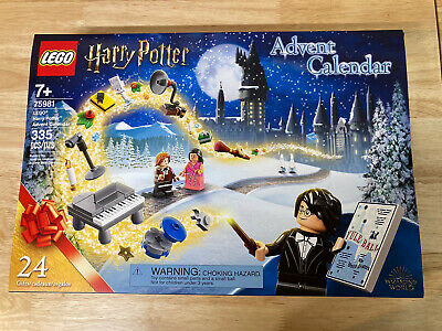 In Hand 2020 Lego Harry Potter Advent Calendar #75981 Brand New Factory Sealed