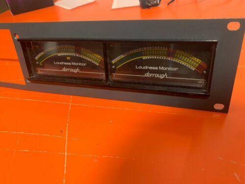 Dorrough Stereo Analog Loudness Monitor