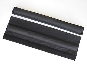 Vitamin Blue 36 Roof Rack Pads Wide Non Fade Black Made In