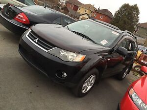 2007 Mitsubishi Outlander ALLOYS CERTIFIED ETESTED