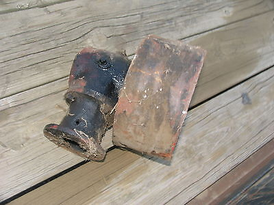 International Ih Farmall A B C Cub Belt Pulley