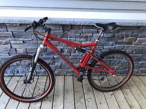 Santa Cruz Superlight Mountain Bike