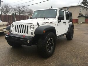 2014 Jeep Rubicon Anniversary X- amazing condition!!