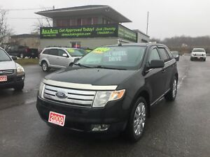 Ford Edge Limited Limited All Wheel Drive